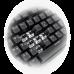 Rockfall EVO TKL Optical Kailh USB - фото 3